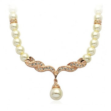 Royal Secret Gold Necklace