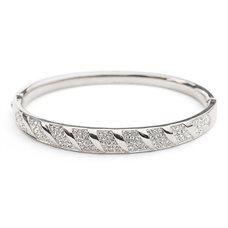 Crystal Waves Bracelet