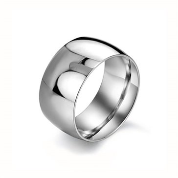 Stainless Steel Ring S-0100
