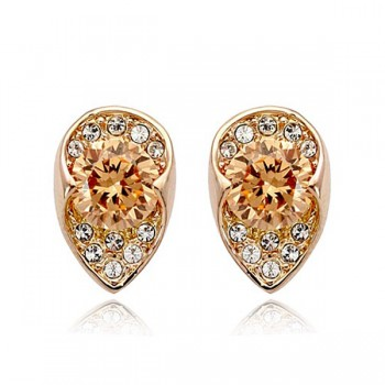 Golden Beauty Earrings