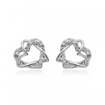 Heart to Heart Earrings