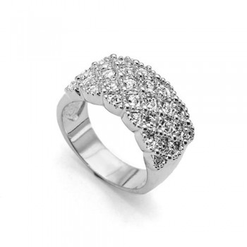 Star Quality Crystal Ring