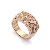 Star Quality Crystal Ring