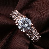 Let Your Light Shine Dress Ring