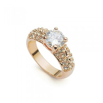 Let Your Light Shine Dress Ring