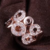 Modern Flair Crystal Ring