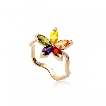 Floral Delicacy Ring